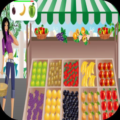 เกมส์ร้านขายผลไม้