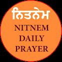 Nitnem: English & Gurmukhi ੴ icon