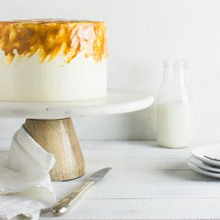 Caramel Macchiato Cake.
