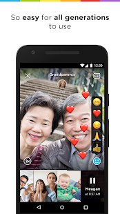 Marco Polo - Video Chat for Busy People- screenshot thumbnail