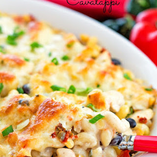 Southwestern Chicken Cavatappi Recipe