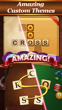 Word Cross Master - Crossword Puzzle