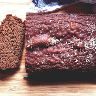 Fluffy + Moist Zucchini Bread