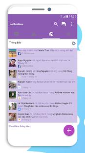 Lite For Messenger and Facebook - náhled