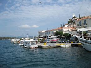 Photo: Poros main street