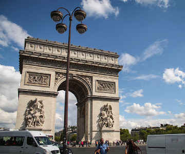 Places to Visit in Champs Elysees