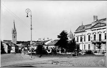 Photo: din 1930 - Piata Regina Maria sursa: http://omeka.bjc.ro/omeka/items/show/432  Fan Turda  https://www.facebook.com/fanturda/photos/a.418600274855900.90257.416939068355354/1299300590119193/?type=3&theater