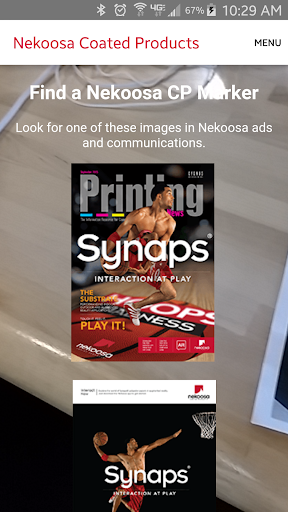 Nekoosa Coated Products