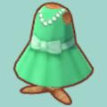 ブライズメイドなドレス