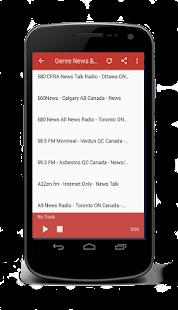 Canada Radio FM free Online - náhled