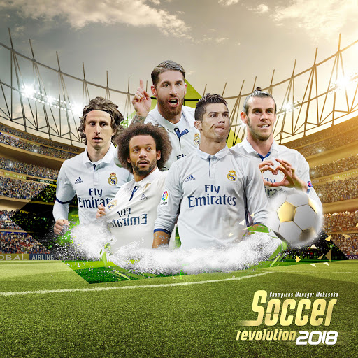 Soccer Revolution 2018: 3D Real Player MOBASAKA for PC
