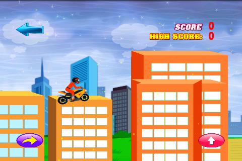 Hill Moto Race