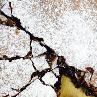 Flourless Chocolate Almond Cake