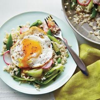 Brown Rice Stir-Fry Recipe