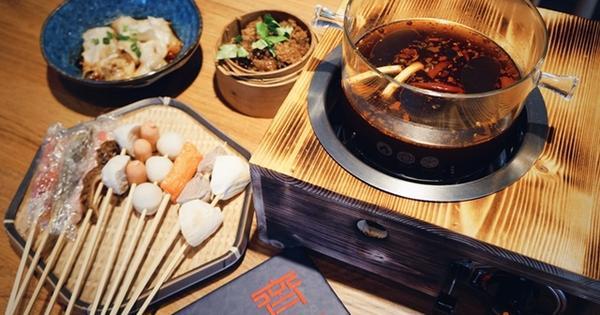 Full Joy齊樂精緻功夫料理/麻辣串。南京復興美食、北方麵館、牛肉麵、水餃、炸醬麵、麻辣鍋