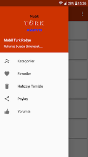 Mobil Turk Radyo - náhled