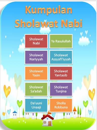 Lagu sholawat anak muslim