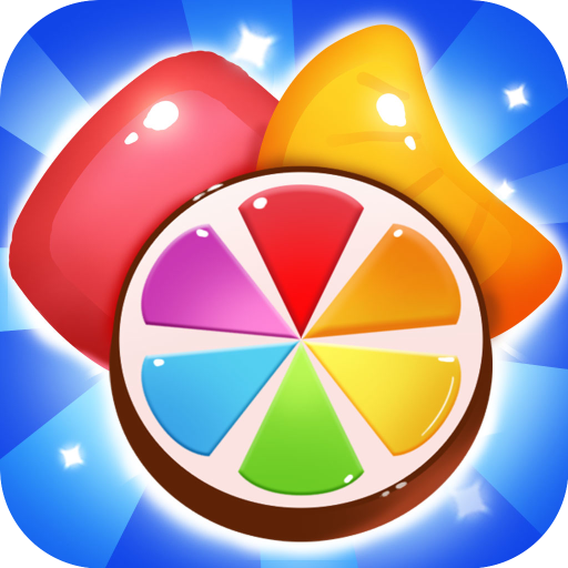 Sweet Candy Story - Free Match-3 Game