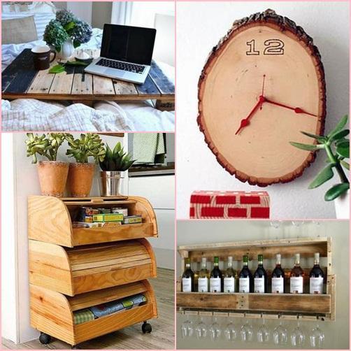 创意木工艺理念