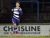 Un jeune joueur d'Anderlecht a signé un contrat en faveur de l'Antwerp