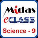 MiDas eCLASS Science 9 Demo icon