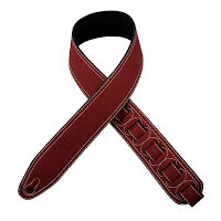 Profile MN02 Garment Leather Strap Red