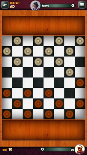 Checkers - Free Offline Board Games 1.2 screenshots 1