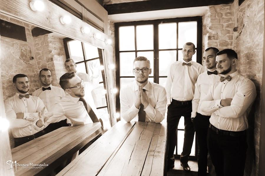 Wedding photographer Sergey Minnigalin (nextshot). Photo of 20.02.2017