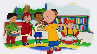 Caillou Conducts/Captain Caillou/Caillou Roars
