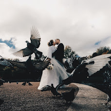 Wedding photographer Nikita Gusev (nikitagusev). Photo of 19.10.2016