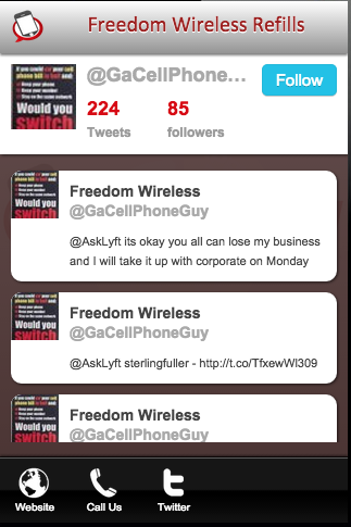 Freedom Wireless Refills