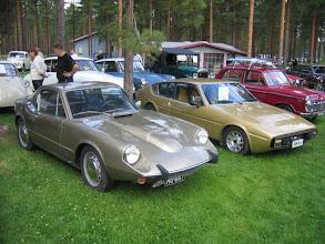 Photo: Saab sonet ja Matra bagheera urheiluautot