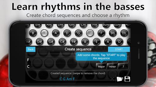 Accordion Chromatic Button  screenshots 4