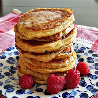Fluffy Cottage Pancakes