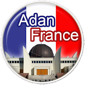 Adan France: Prayer times 2017