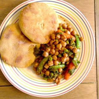 Healthy Whole Wheat Sourdough Roti