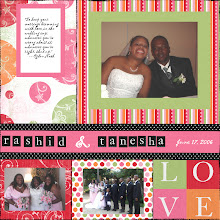 Photo: Made 7/6/06. Design layout is SWEET SPRINKLES created by ShabbyPrincess of www.shabbyprincess.com.