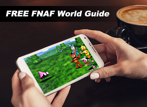 FREEGUIDE FNAF World screenshot