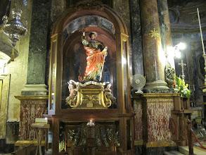 Photo: 212 La Valette, église St Paul, autel St Paul