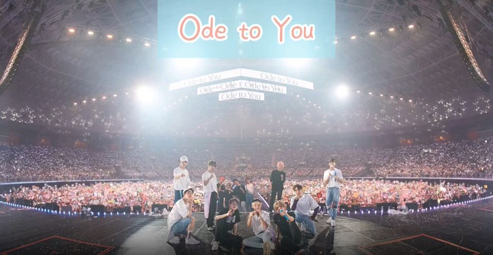 seventeen ode to you