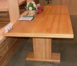 Photo: Sandwich core table