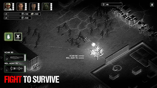 Zombie Gunship Survival apkpoly screenshots 4