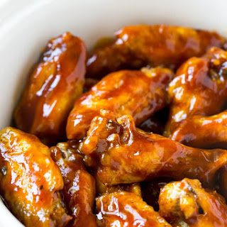 Slow Cooker Party Wings Recipe