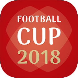 Football Cup 2018 — Goals & News of the World Cup
