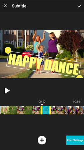 Video Editor 5.3.5 screenshots 2