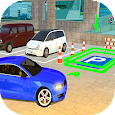 Multi-storey Real Car Parking 3D icon