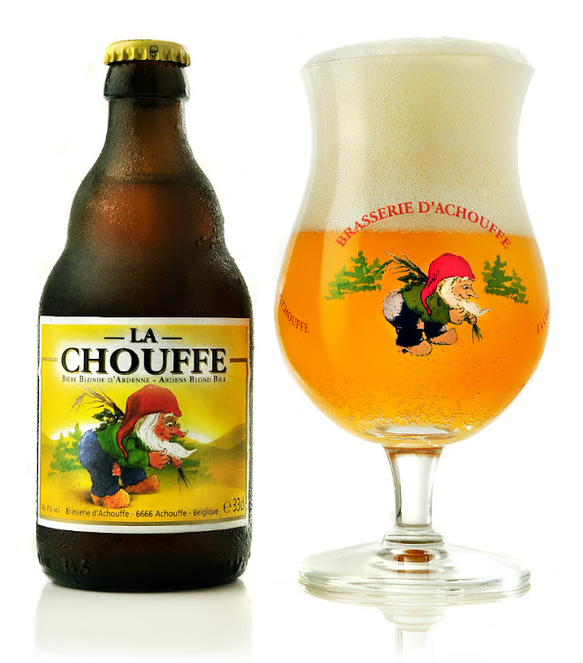Logo of d'Achouffe La Chouffe