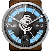 Carlton FC Watch Faces