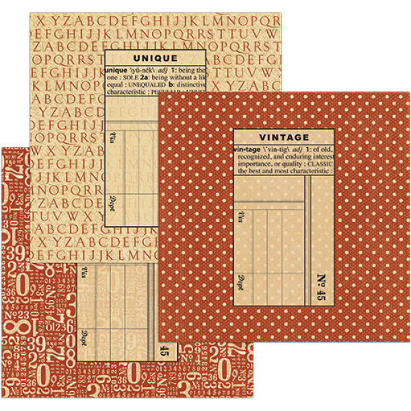 Staples - Policy Envelopes-Square Red