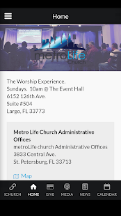 METROLIFE Church FL - St. Petersburg, FL - náhled
